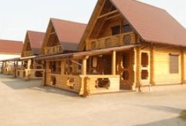 Деревянные домостроения в Свердловске