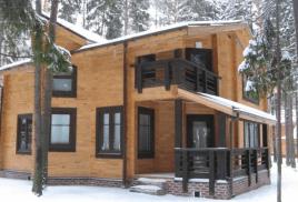 Деревянные постройки завоёвывают популярность