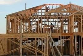 Технологии деревянного строительства: каркасный дом