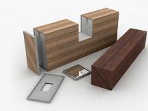 Инновационный материал в древесном строительстве