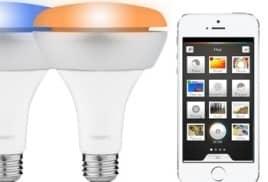 Повелитель света с лампами Philips Hue BR30