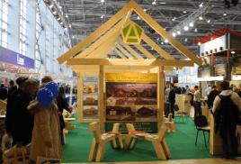 Выставка деревянного домостроения в апреле