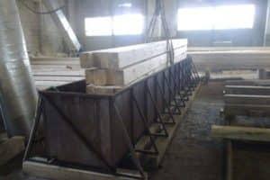 Производство профилированного бруса