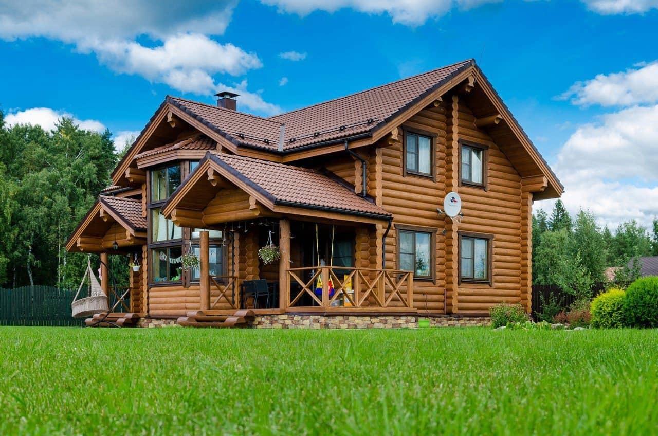 проекты домов и коттеджей из дерева цены